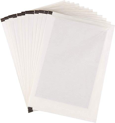 Great Deal! AmazonBasics SP12A Paper Shredder Sharpening & Lubricant Sheets - Pack of 12