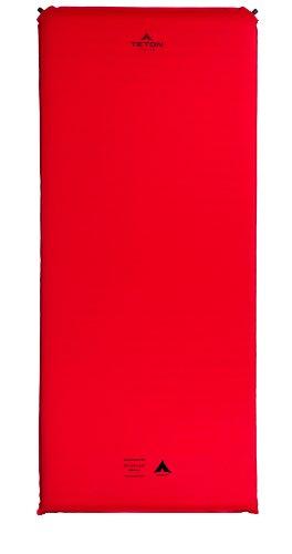 TETON Sports ComfortLite XL selbstaufblasende Campingunterlage, Isomatte oder Isomatte, perfekt für Camping mit Schnellaufblasventil
