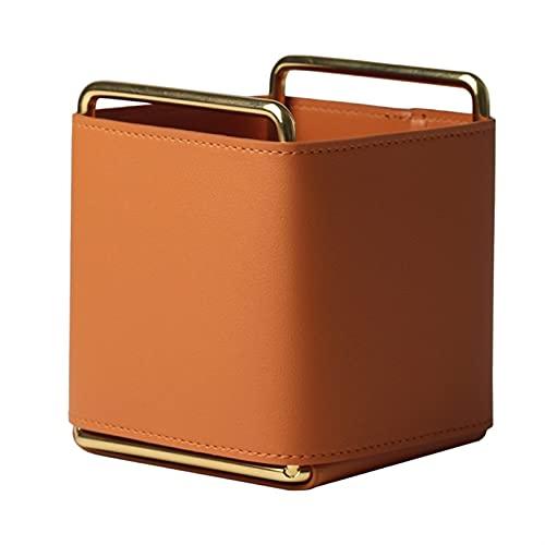 YKW Cuchillo Creativo galvanoplastia electrochaplating Caja de Escritorio Caja de Estar Sala de Estar Control Remoto Caja de Almacenamiento Recipientes cosméticos