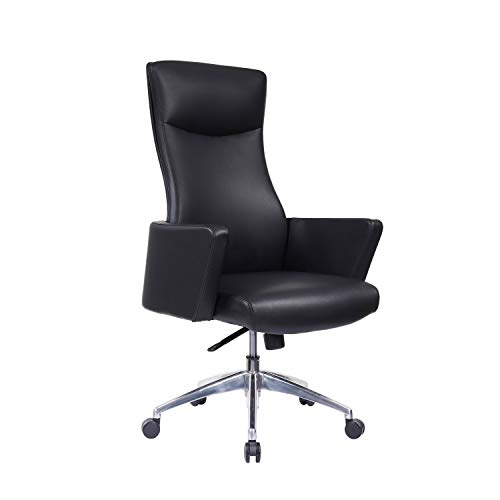 Techni Mobili Home & Office Office Chair, Black