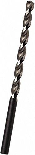 GUHRING 9005350119100 GT100 HSS Parabolic Taper Length Drill, 10xD, 130 Degree, 8.1' Overall Length, 15/32', 11.91 mm