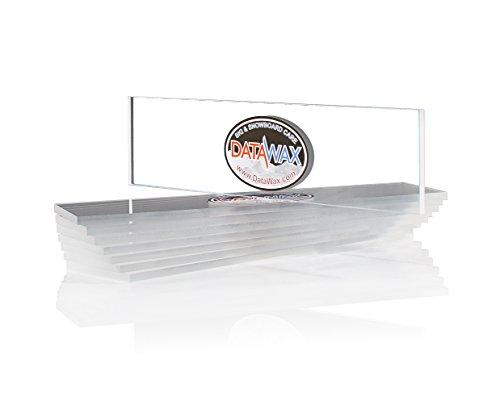 DataWax Snowboard Scraper Snowboardschaber, farblos, Einheitsgröße