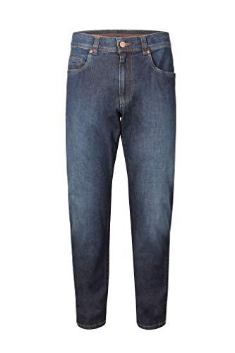 Brühl - Herren 5-Pocket Jeans, Maro Do (0665191001100), Größe:62, Farbe:Blau (930)