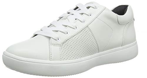 Rockport City Lights Ariell Tie Shoe, Zapatillas para Mujer, Blanco (White Leather 001), 39 EU