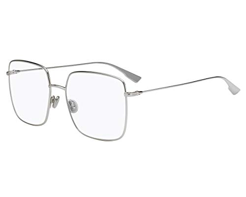 Christian Dior Brille (DiorStellaireO1 010) Metall palladium-silber