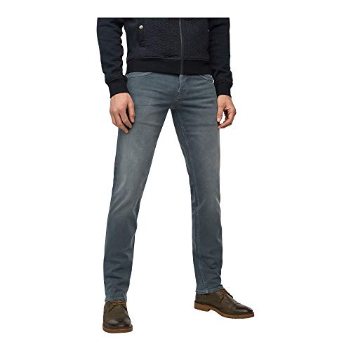 PME Legend Skyhawk Broken Twill - Jeans, Hosengröße:W32/L34, Farbe:Light Grey Used