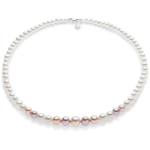 collana donna gioielli Comete Perle casual cod. FWQ 297