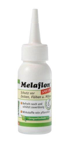 Anibio 95012 Melaflon Spot-on 50 ml Ungezieferbekämpfung für Hunde