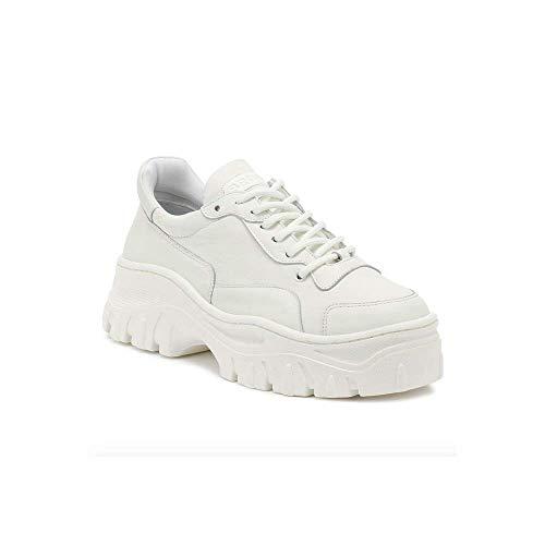 Bronx Damen Sneaker Low Jaxstar weiß 40