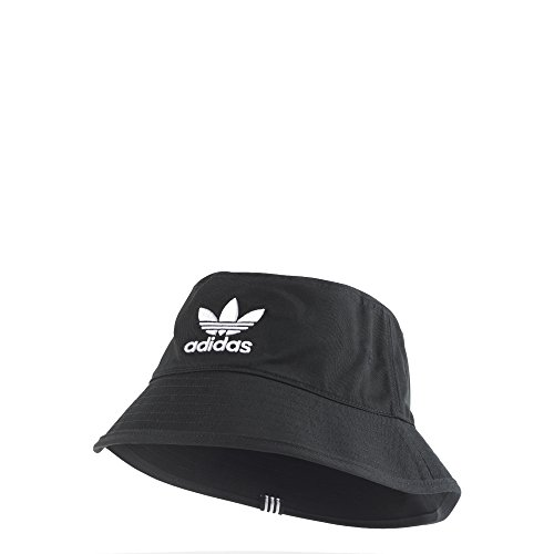 adidas Trefoil Bucket Hut, Black, OSFW