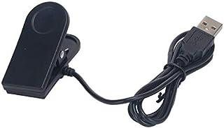 Provide The Best Reemplazo para Garmin Forerunner 735XT 235 230 630 Enfoque S20 USB Tipo Clip de Cable Cable de alimentaci/ón del Cargador
