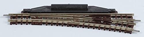 22267 N Fleischmann Gleis (ohne Bettung) Weiche, rechts 112.6 mm 15 ° 362.6 mm