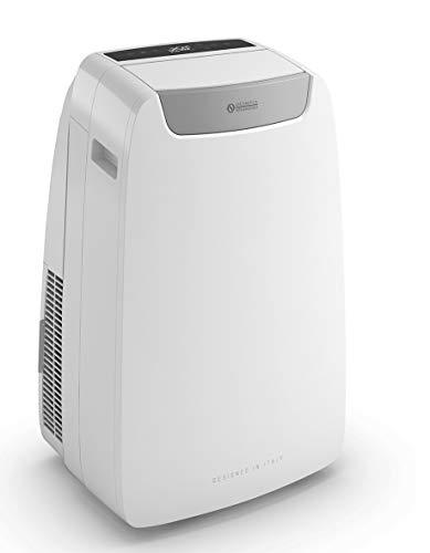 Olimpia Splendid 02029 Dolceclima Air Pro 14 HP Frio Calor Aire Acondicionado Portátil WiFi 14.000 BTU/h, 3.500 Frigorías, Gas R290, Diseñado en Italia