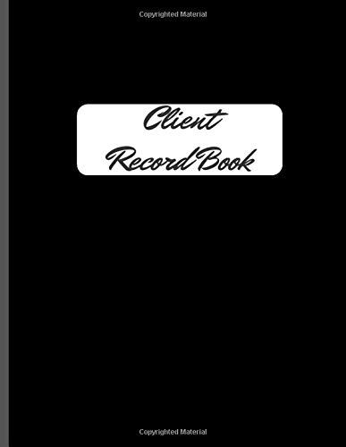 Hair Stylist Client Record Book: Practical Client Profile Book For Small Business | Esthetician Log Book | Data Organizer With A - Z Alphabetical Tabs | For Salon, Nail, Hair, Eyelash, And Barbers.