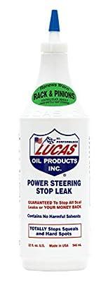 Lucas Oil Power Steering Stop Leak 1 Quart