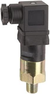 Gems Sensors 209377 General Purpose Mini Pressure Switch with Zinc-Plated Steel Fitting, 125/250V, 1000-3000 psi Pressure, 1/4