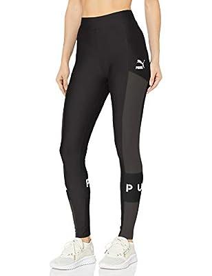 PUMA Women's XTG Legging, Black, X-Small
