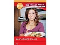 Rachael Ray: Sport Nights Snacks [DVD] [Import]