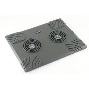 Inland Pro Notebook Cooling Pad with Built-In Fans - 03032 New