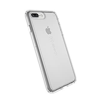 Speck Products GemShell iPhone 8 Plus/7 Plus/6S Plus Case - Clear/Clear