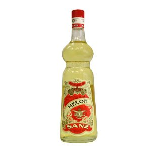 Melon Sanz Spezial Cocktails