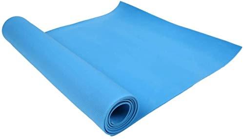 ZHENG Esterilla Yoga Colchonetas de Yoga Cojín De Fitness De 4 Mm De Grosor De Espesor Estera De Yoga Deportiva (Color : A)