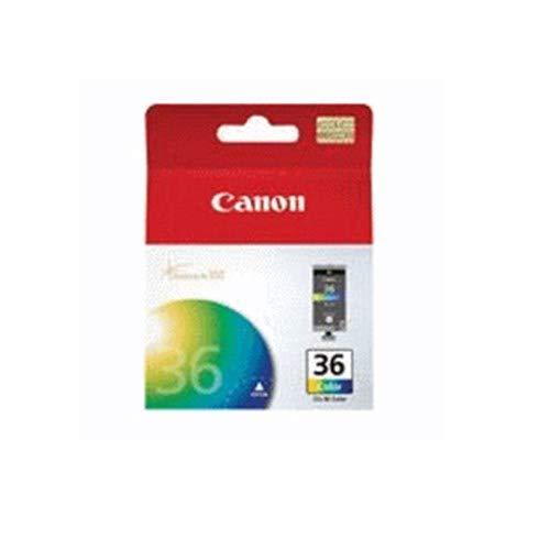 Canon Tintenpatrone CLI-36 Farbtinte Doppelpack - C/M/Y 12 ml - Original für Tintenstrahldrucker