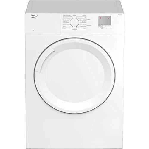 Beko DTGV7000W 7kg Freestanding Vented Tumble Dryer - White