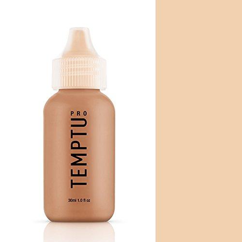 TEMPTU DURA Foundation Airbrush Make up 30 ml Farbe 003-Ivory