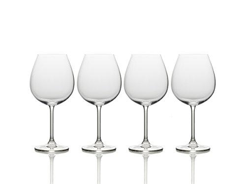 Creative Tops 5191917 - Copas de vino sin taladro, transparente