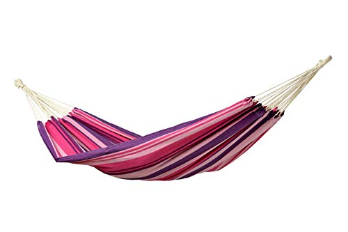 Amazonas Hammock AZ-1013112 Tahiti Amaca, Candy, Viola, 310x100x5 cm