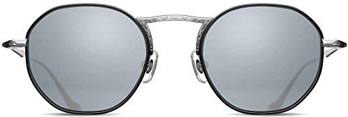 Matsuda M3057 Brushed Silver sunglasses