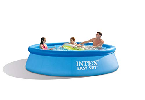 INTEX Kit piscinette Easy Set autoportante 3,05 x 0,76 m
