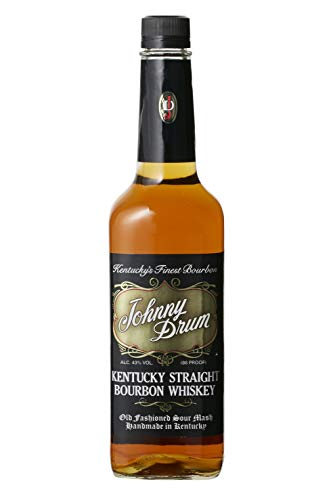 Johnny Drum Black Label Whiskey (1 x 0.7 l)