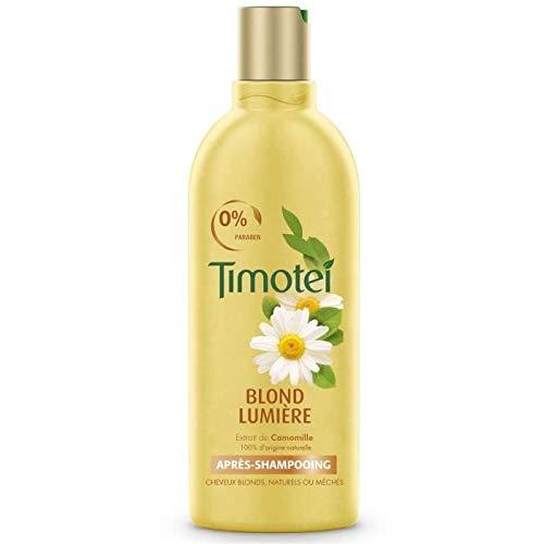 Timotei - Acondicionador de reflejos dorados 'Blond Lumière'
