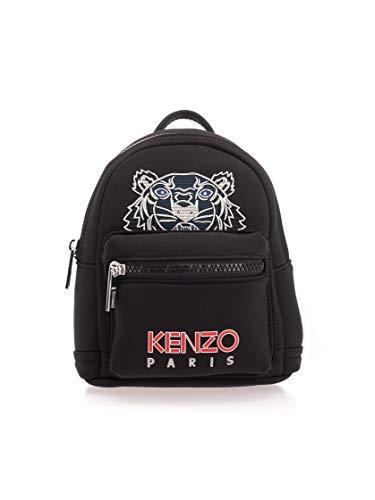 Kenzo Luxury Fashion Herren FA55SF301F2299 Schwarz Polyester Rucksack | Frühling Sommer 20