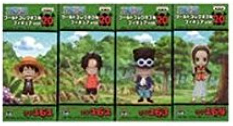 gran selección y entrega rápida One One One Piece World Collectable Figura vol.20 4 seed set (japan import) by One Piece  precios ultra bajos
