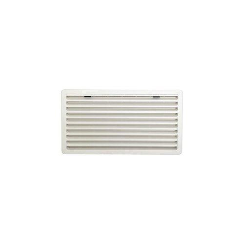 Thetford ventilatierooster groot wit voor koelkasten