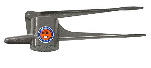 Original Kull Spaetzle-Schwob GRANITE, Spaetzle Press / Spaetzle Maker - suitable for dishwasher! PREPARE OWN PASTA / NOODLES IN A FEW MINUTES! Incl. Spaetzle Recipe! Also POTATO RICER!