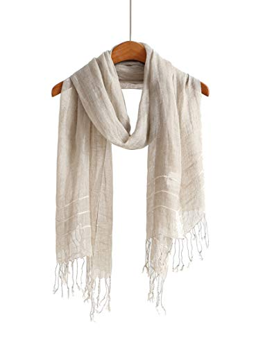 Lightweight Cotton Scarf Scarfs For Women Shawls And Wraps Scarves For Men...