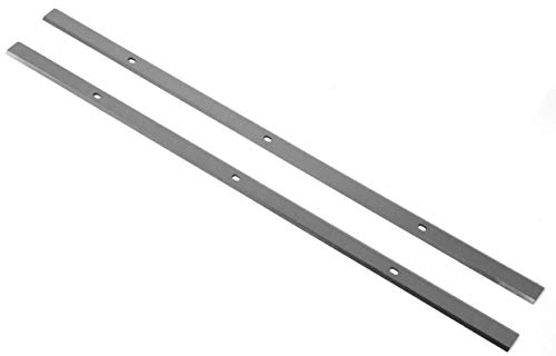 WEN BP122K 12.5-Inch Japanese Carbon Steel Replacement Planer Blades, 2 Pack