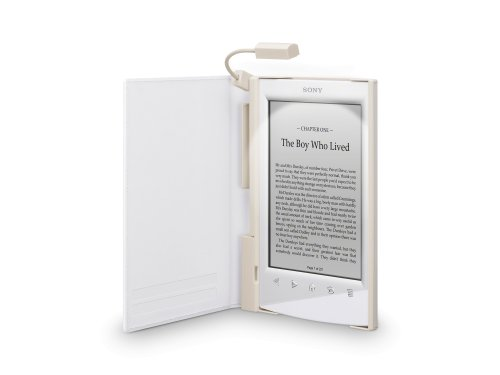 Sony PRSA-CL22 Custodia per Reader, Bianco