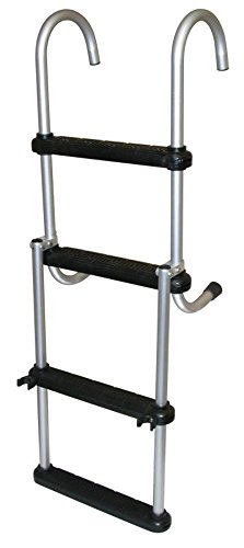 JIF MARINE Products LLC 5504723 JIF MARINE Products LLC Folding Pontoon Ladder