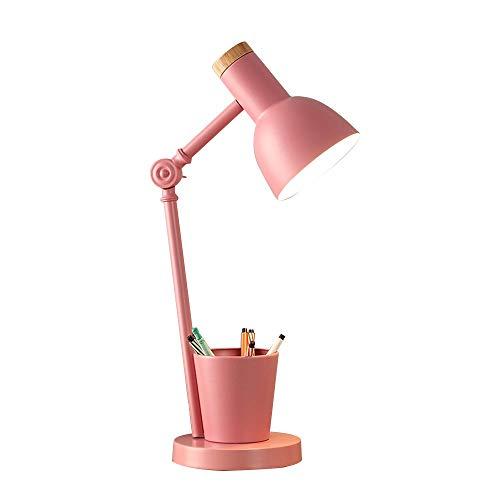 Lámpara De Escritorio LED, (protección para Los Ojos, Puerto USB, 3 Modos, 3 Niveles De Brillo, Función De Memoria) [Clase De Eficiencia Energética A ++] Lámpara De Mesa,Ligero