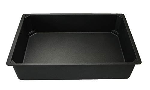 SILEX Kasserolle Multigrill Toaster Zubehör, Edelstahl, Schwarz 35 cm