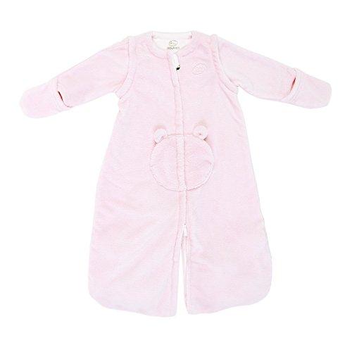 noukies bb16001.21Cocon Saco de dormir–tog 2.2, 70cm, color rosa