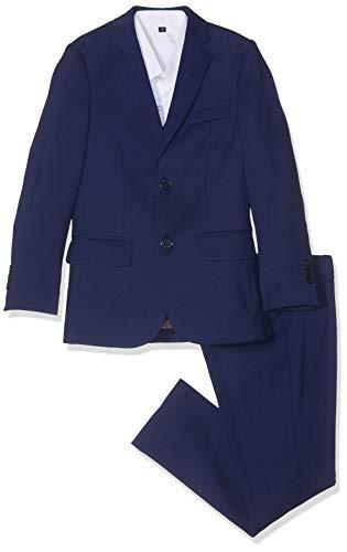 Paisley of London - Marineblauer Hochzeitsanzug für Jungen, 9 Jahre