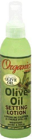 Organics – Olives Huile Lotion