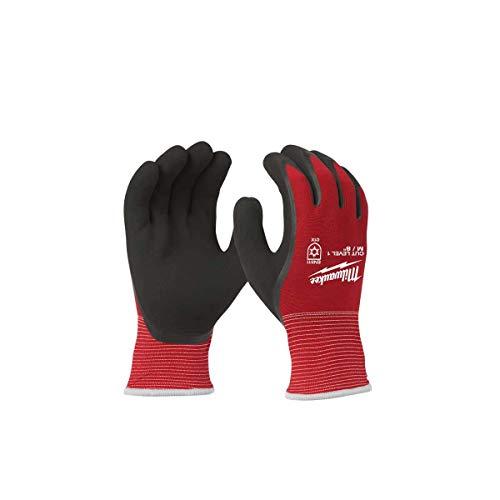 Milwaukee Handschuhe für den Winter, Größe L, Level 1-4932471344