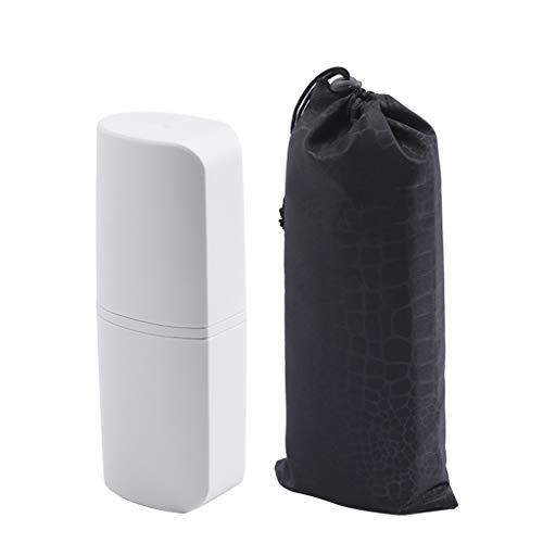 YANG Reise-Waschbecher Portable Damen Herren-Toilettenartikel Reise Business Outdoor Travel Multifunktionsflasche (Color : Beige A)